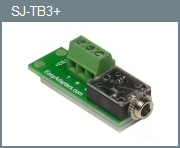 Stereo Jack 3-Position Adapter